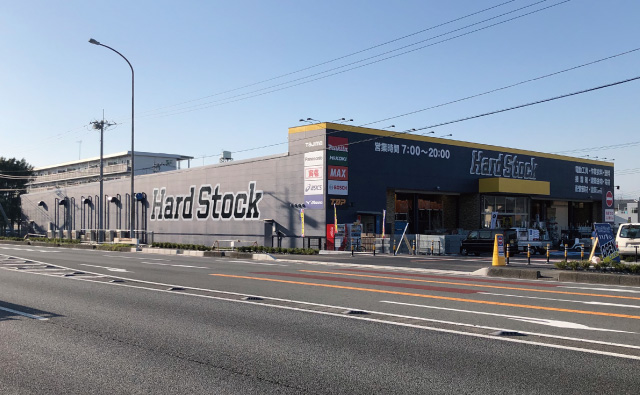 ハードストック富士サブ画像
